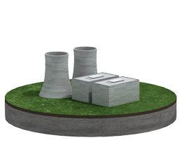 Gáztüzelésű erőmű - Különböző energiatermelési módok karbonlábnyoma - ClimeNews