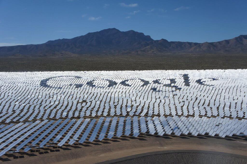 100%-ban megújuló energiaforrásból üzemel a Google - ClimeNews - Hírportál | Forrás: Inhabitat