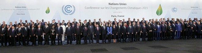 Elfogadták a klímamegállapodást - ClimeNews - Hírportál
