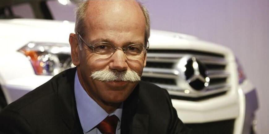 A Mercedes vezérigazgatójának jóslatai
