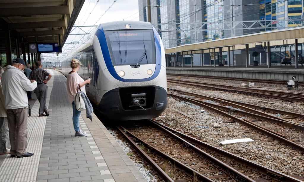 Szélenergia hajtja a holland vonatokat