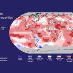 NOAA: Több globális rekord is megdőlt!
