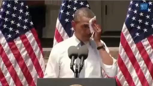 Obama bejelentette tervét a klímaváltozással kapcsolatban