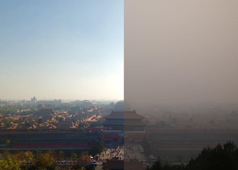 The Forbidden City - kibocsátáscsökkentő - Climenews