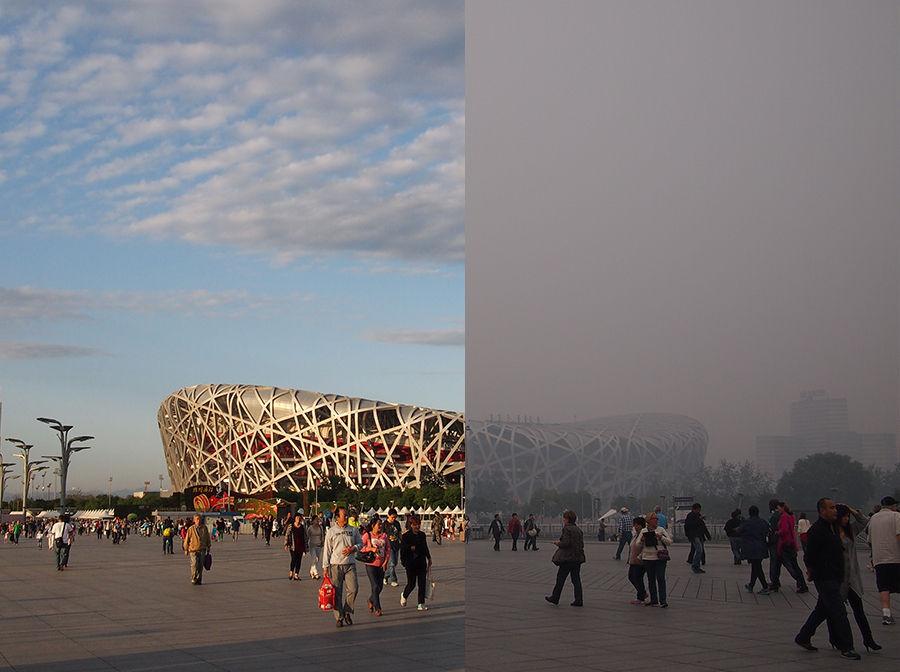 The National Stadium - kibocsátáscsökkentő - Climenews