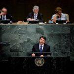 Áder János az ENSZ fenntartható fejlődési csúcstalálkozóján - ClimeNews