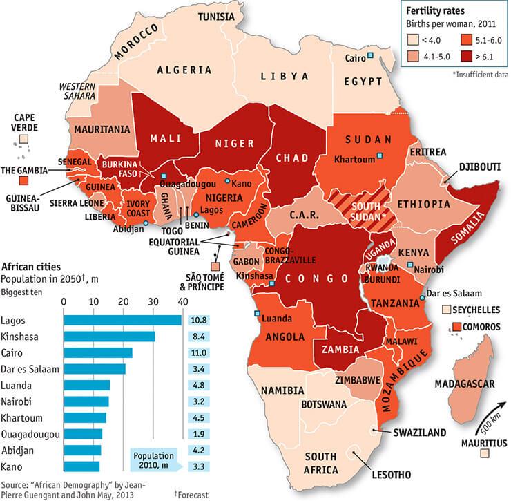 Afrika fogja bekebelezni egész Európát? - ClimeNews - Hírportál