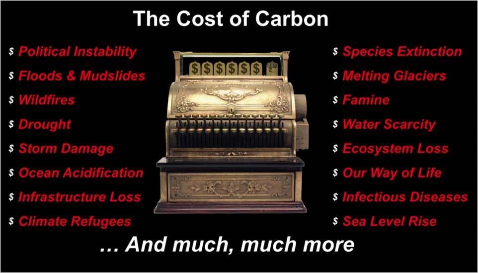 A karbon ára - A Trump körüli valóság - ClimeNews - Hírportál