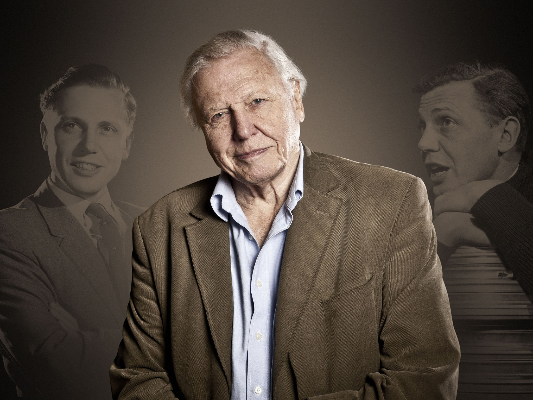 David Attenborough kiállt a nőkért