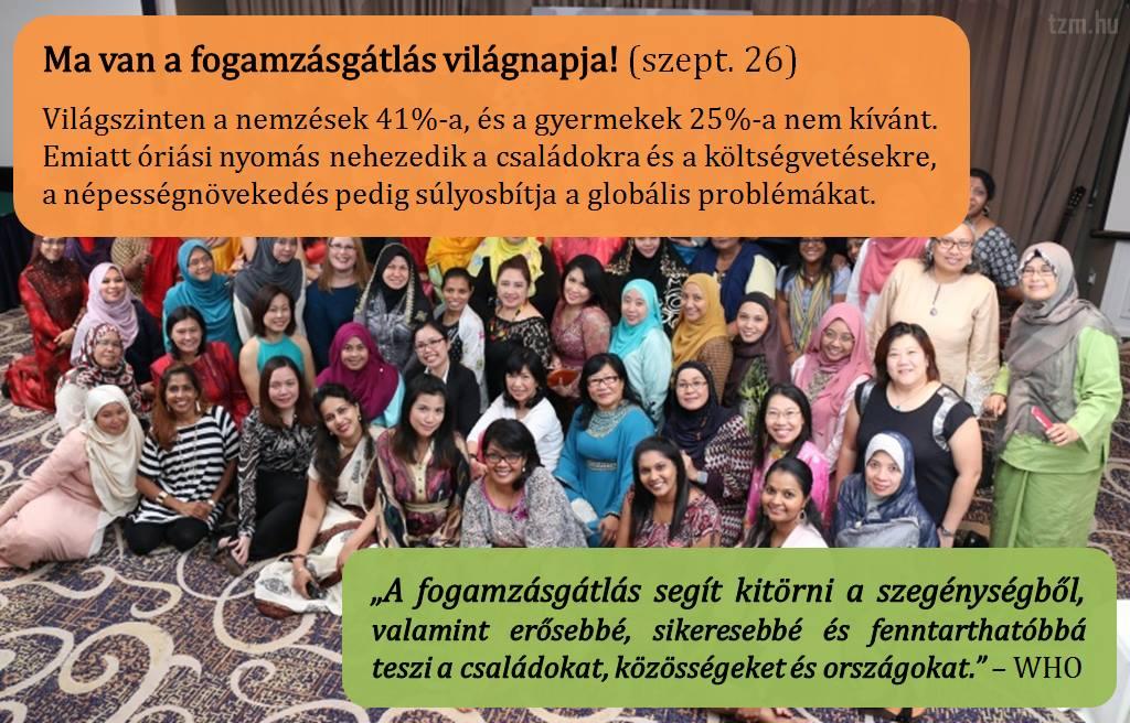 A családtervezés 1968 óta alapvető emberi jog - ClimeNews - Hírportál