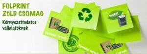 Folprint Zöld Csomag - ClimeNews