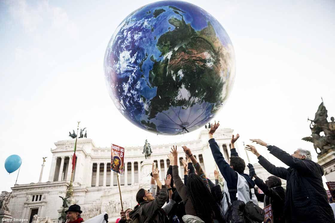 Úgy mentené meg a világot a tőzsdeguru, ahogy milliárdos lett - ClimeNews
