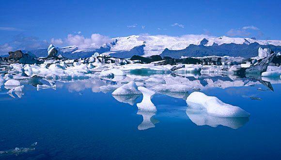 Az Arktiszi-óceánból ömlik a metán