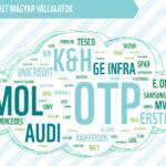 Vizsgált Magyar Vállalatok Infógrafika - Vállalati kibocsátás-csökkentés - ClimeNews