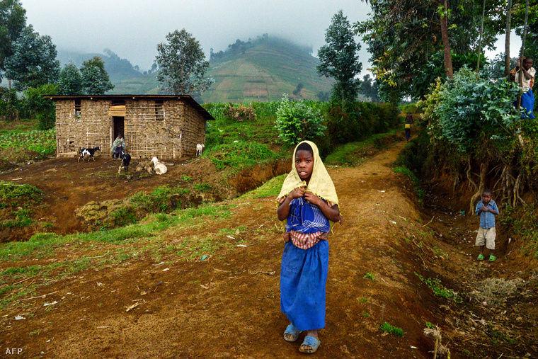 Ruandában tilos a nejlonzacskó