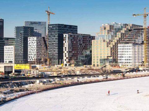 Drasztikus zöldítésbe kezd Oslo | ClimeNews - Hírportál