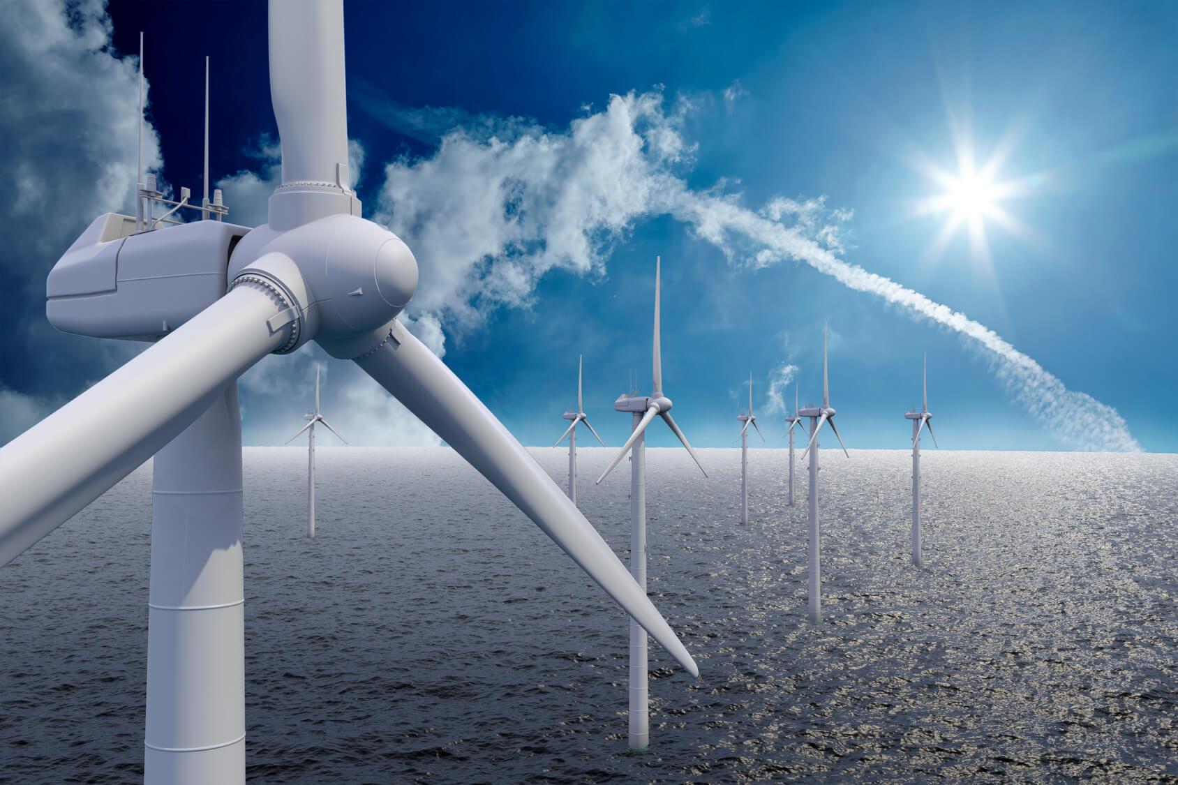 Óriás szélfarm épül Belgiumban | ClimeNews - Hírportál