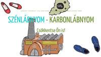 szenlabnyom - karbonlabnyom - ClimeNews
