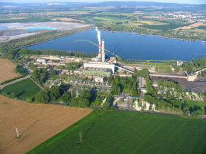 Befejezi működését 2015-ben a Vértesi Erőmű szenes részlege - vertesi power plant