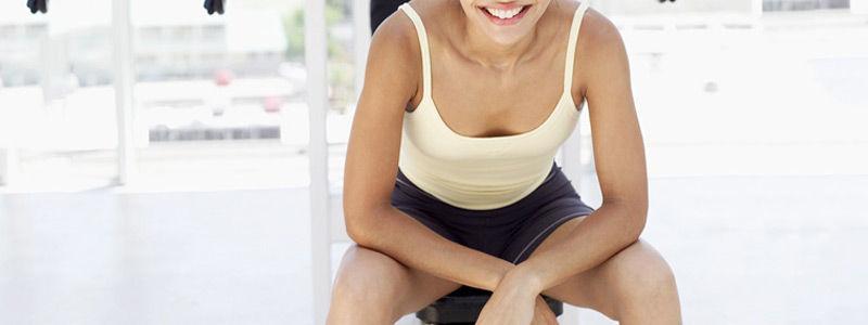Breast Enlargement Exercise