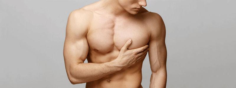 male breast reduction in dubai