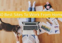 40 Best Sites To Work From Home