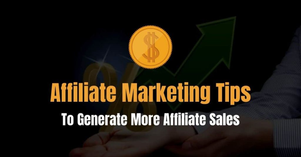 Tips for successful affiliation