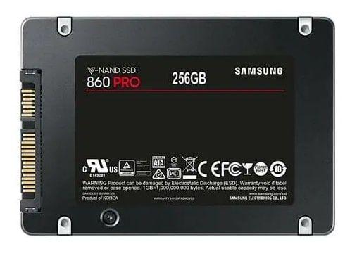 SSD 2.5 Inch