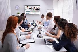 Safe video conferencing