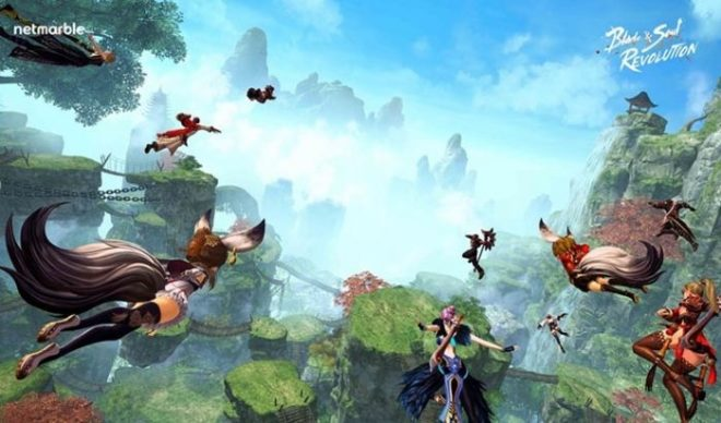 Blade and Soul Revolution, MMORPG Game Leaks 1