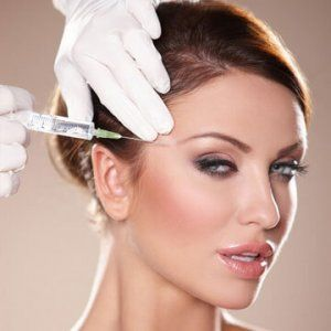 Filler Injections with PRP