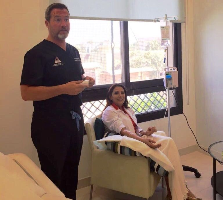 Celebrity-favorite IV Nutritional Therapy for Optimal Health and Wellness