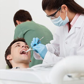 Routine Dental Check Ups