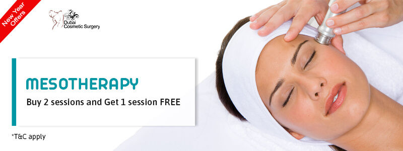 Mesotherapy Offer in Dubai