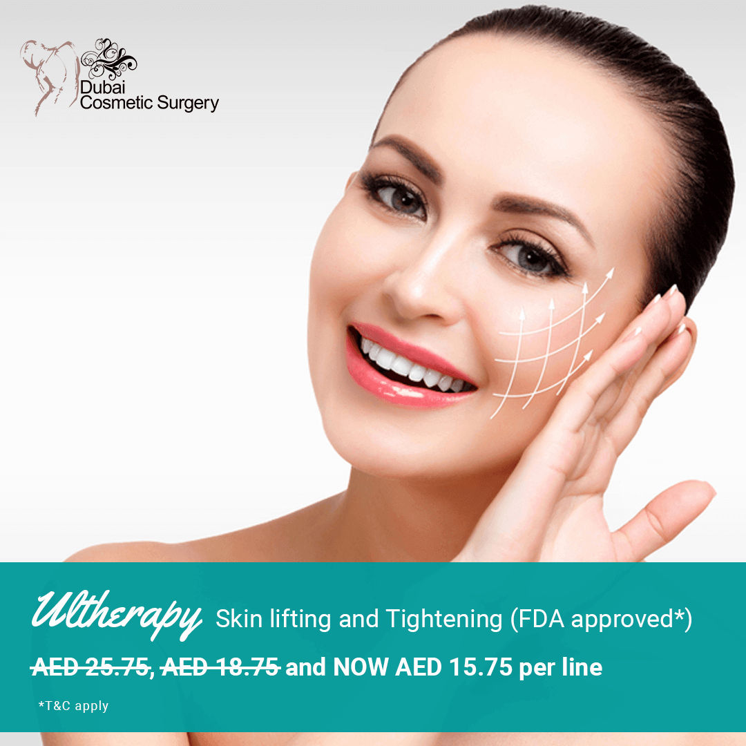Ultherapy – Skin lifting and Tightening Dubai