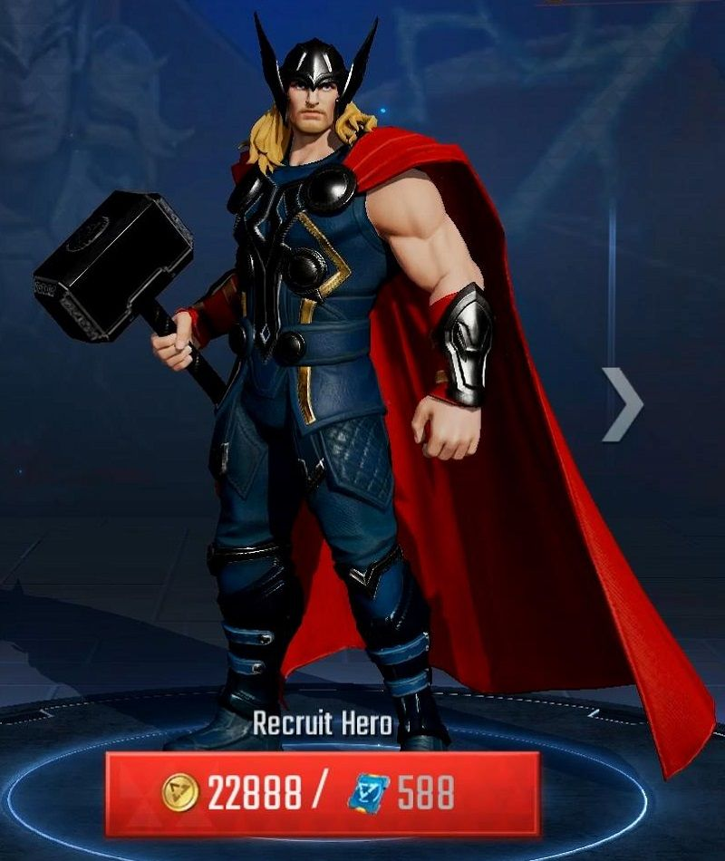 Marvel Super war Thor