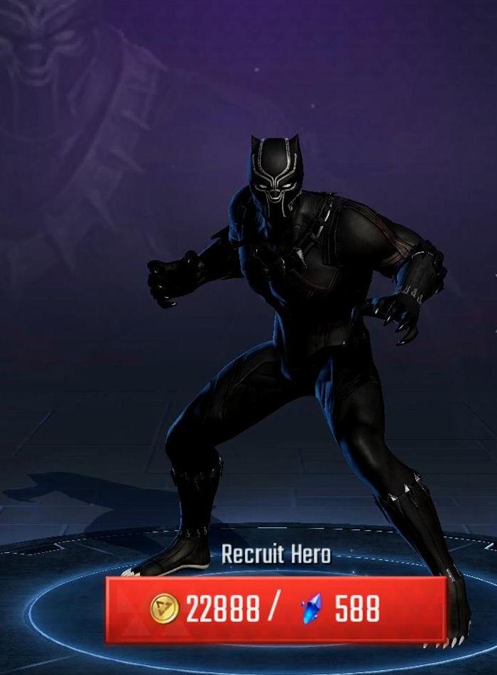 Marvel Super war Black Panther