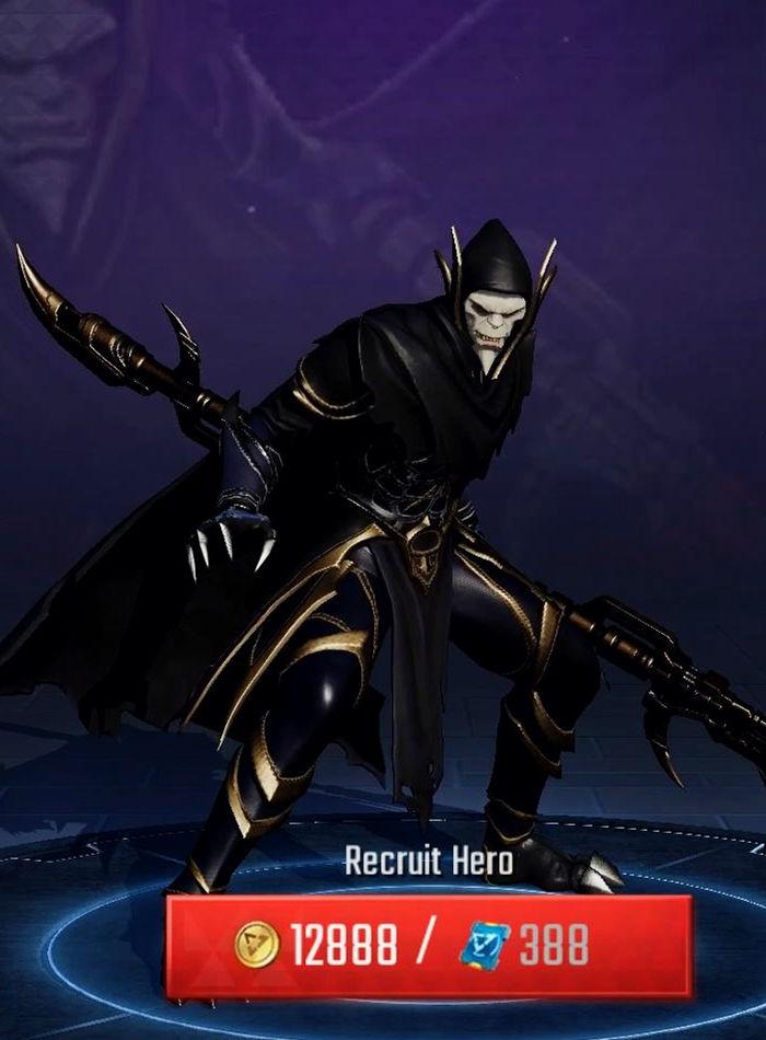 Marvel Super war Corvus Glaive