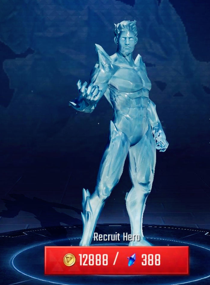 Marvel Super war Iceman