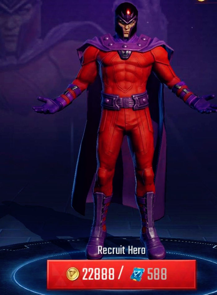 Marvel Super war Magneto