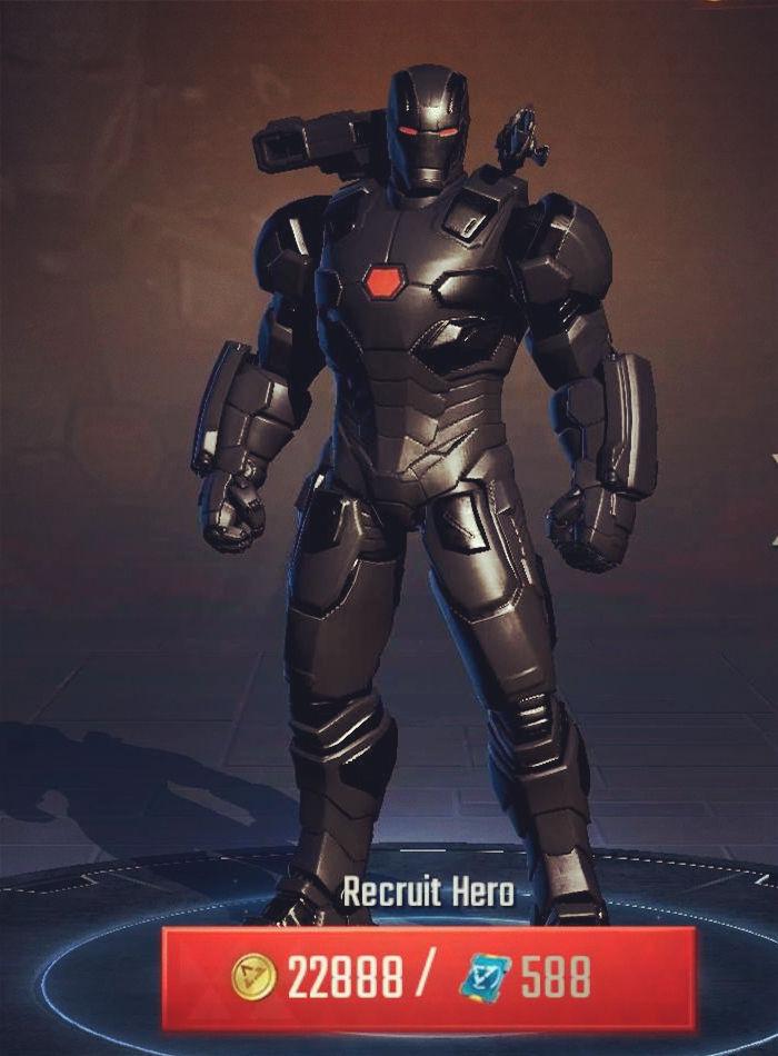 Marvel Super war War Machine