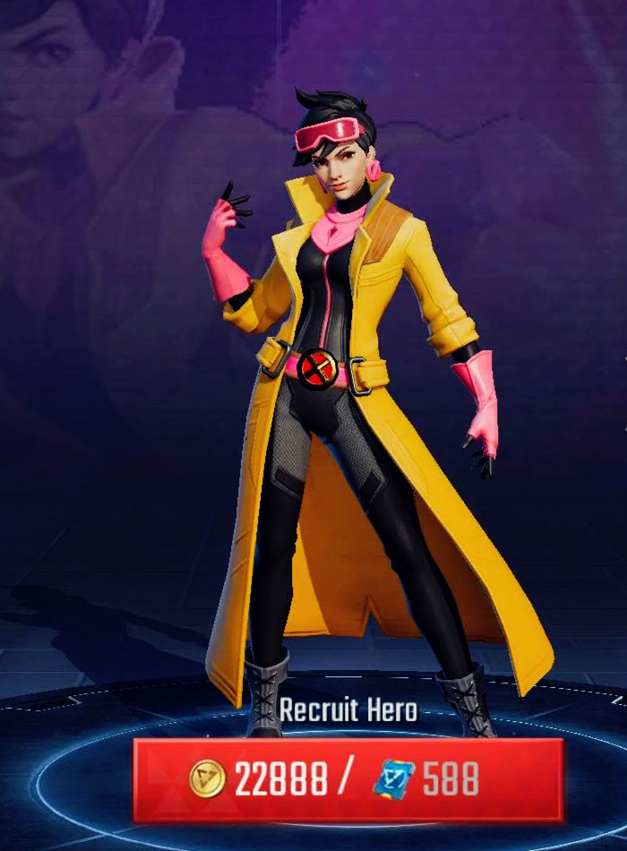 Marvel Super war Jubilee
