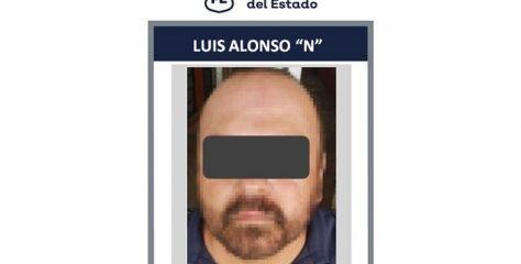 No logra Luis Alonso 'N' libertad, el viernes hay otra audiencia