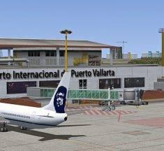 Aeropuerto de Puerto Vallarta espera llegar a diciembre con 70 por ciento de pasajeros con respecto al año anterior