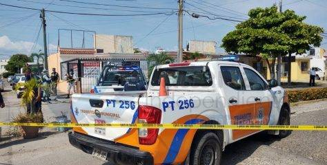Intensa persecución por robo a banco en Fluvial termina en Costa Coral