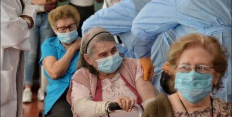 Aplican más de 150 mil vacunas en Guadalajara