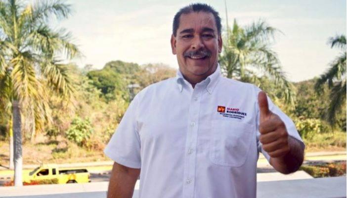 Busca Mario Rodríguez la alcaldía de Cabo Corrientes con el PT