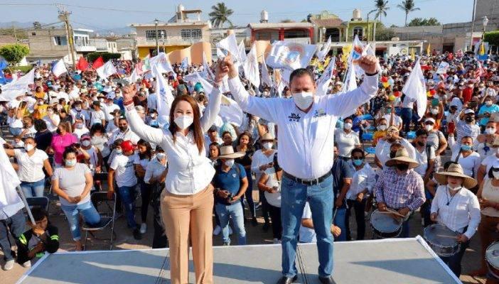 Promete Jaime Cuevas defender la grandeza de Bahía de Banderas