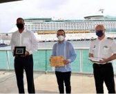 Tras 15 meses sin viajar, regresan a México turistas de crucero