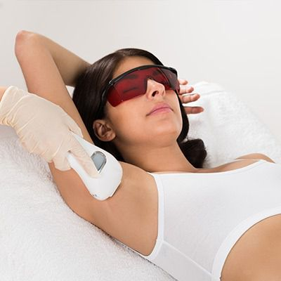 Laser Hair Removal for Gray or White Hair
